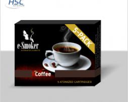 Mini coffee patron