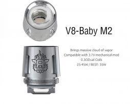 smk v8baby m2 coil