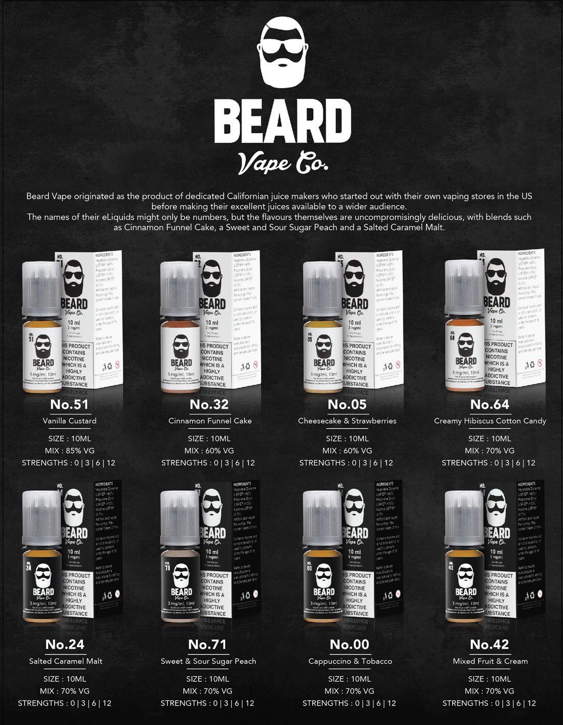Beard Vape Co. - No. 05 - 50ml