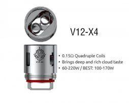 smok v12x4 coil