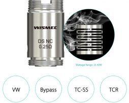 wismec snc coil