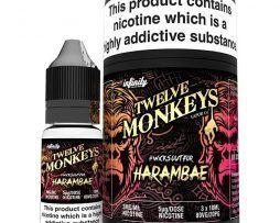 12 monkey harambae