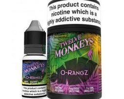 12 monkey orangz