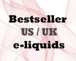 Bestseller e-liquidek